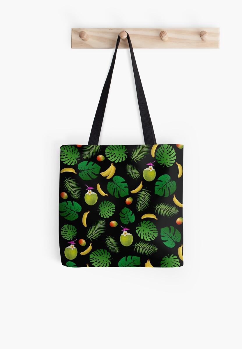 Tropical pattern by ValentinaHramov