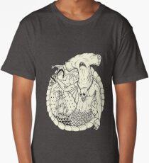 Sirène_04. Long T-Shirt
