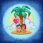 Island Adventure Love by likelikes