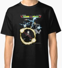 Tesla versus Edison Classic T-Shirt