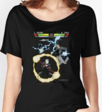 Tesla versus Edison Women's Relaxed Fit T-Shirt