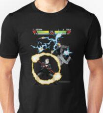 Tesla versus Edison Unisex T-Shirt