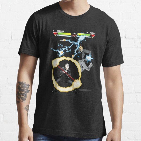 Tesla versus Edison Essential T-Shirt