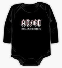 ADCD Dyslexic Edition One Piece - Long Sleeve