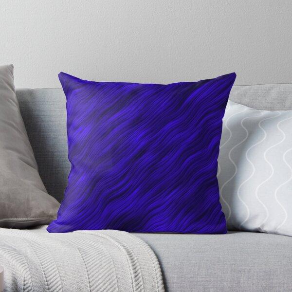 Mezzo Camo 16 Throw Pillow