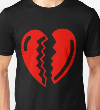 WHAT BECOMES OF THE BROKEN HEARTED? (RED) T-Shirt