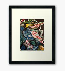 Interlude Framed Print