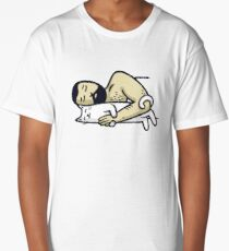 Cat Daddy (no text) Long T-Shirt
