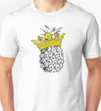 Pineapple Crown Unisex T-Shirt