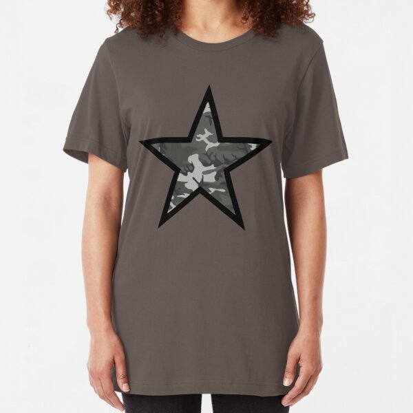 Camo Star C Slim Fit T-Shirt