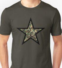 Camo Star A Unisex T-Shirt