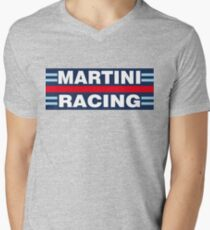 Martini Racing Men's V-Neck T-Shirt