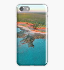 james price point cistal sunset arial  iPhone Case/Skin