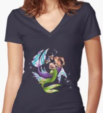 It Will Be Fun Women's Fitted V-Neck T-Shirt