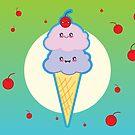 Cherries Jubilee by lilloafdesigns
