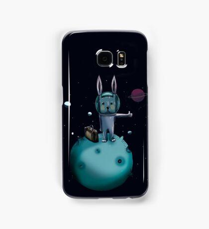 hitchhiking bunny Samsung Galaxy Case/Skin