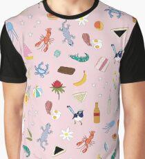 Australiana Graphic T-Shirt