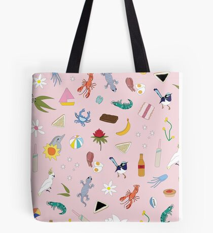 Australiana Tote Bag