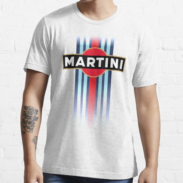 Martini Racing stripe Essential T-Shirt