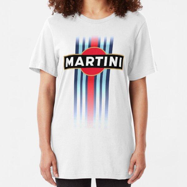 Martini Racing stripe Slim Fit T-Shirt