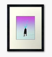 Slah Framed Print