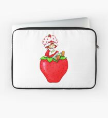 Strawberry Shortcake, strawberry classic 80s cartoon Laptop Sleeve