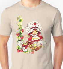 Strawberry Shortcake, strawberry classic 80s cartoon Unisex T-Shirt