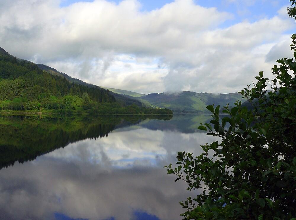 Reflections of Scotland by BizziLizzy