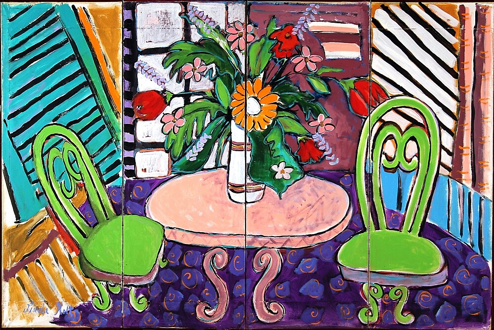 Table for Two by Linda Holt