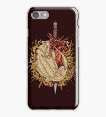Gilded Dragon iPhone Case/Skin