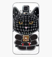 Hellraiser Black Kitty  Case/Skin for Samsung Galaxy