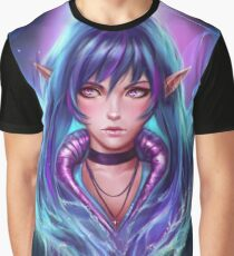 Water Elf Graphic T-Shirt
