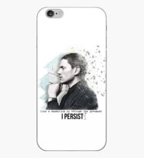 prison break - Wentworth Miller - I Persist iPhone Case