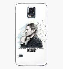 prison break - Wentworth Miller - I Persist Case/Skin for Samsung Galaxy