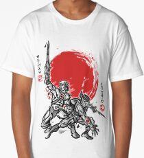 Cosmic Warriors Long T-Shirt