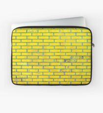 Yellow bricks Laptop Sleeve