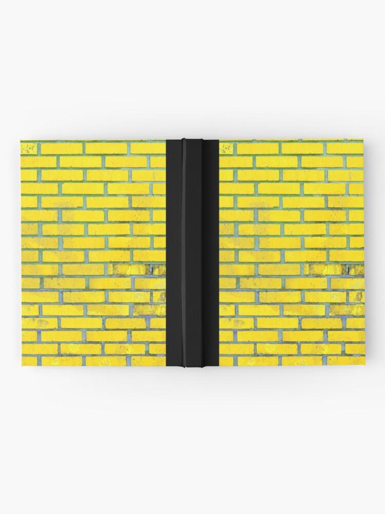 Alternate view of Yellow bricks Hardcover Journal