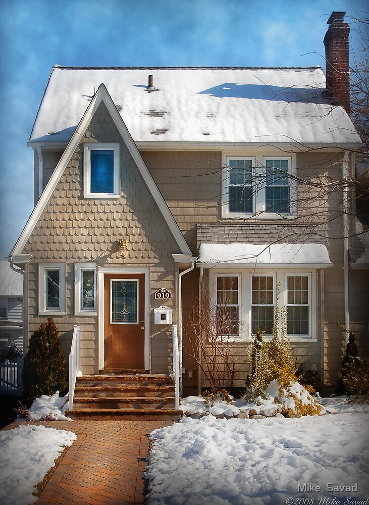 House 919 by Michael Savad