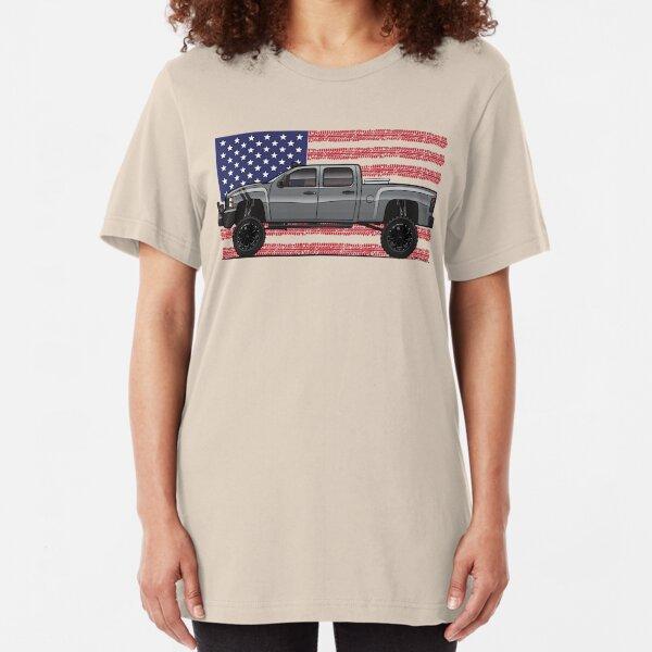 07-13 CrewCab Slim Fit T-Shirt