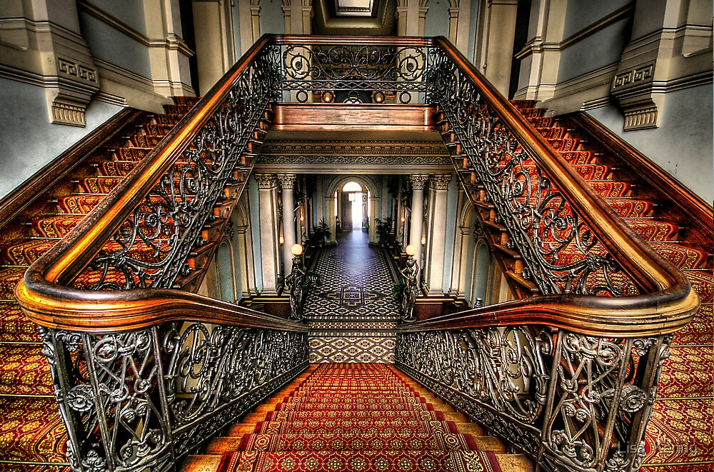 ...the Mansion Staircase