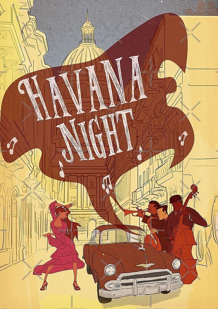 Havana night alternative by mbembezaza09