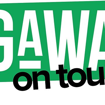 GAWA on tour by Casuals