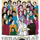 She Persisted. - The Women's March Inaugural by ZenPop
