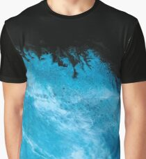 Midnight Ocean Graphic T-Shirt
