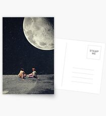 I Gave You The Moon For A Smile Postcards