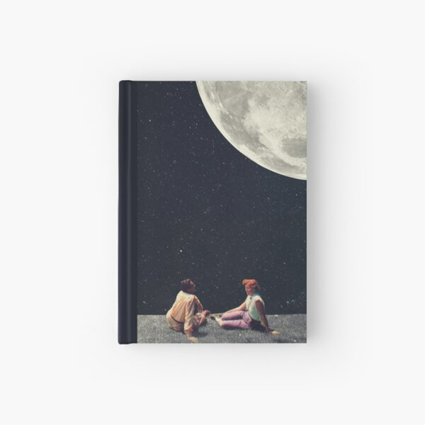 I Gave You The Moon For A Smile Hardcover Journal