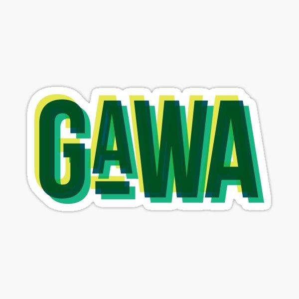 GAWA Sticker