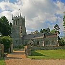 St Andrew's Church, East Lulworth by RedHillDigital