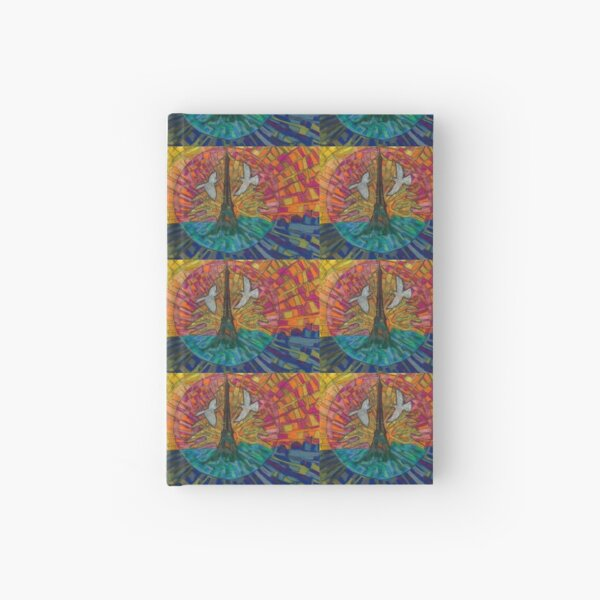 Two Turtle Doves Hardcover Journal