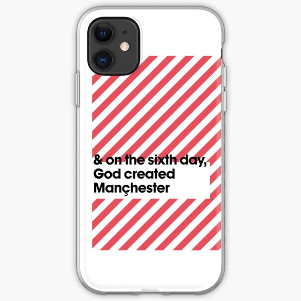 Manchester iPhone Soft Case
